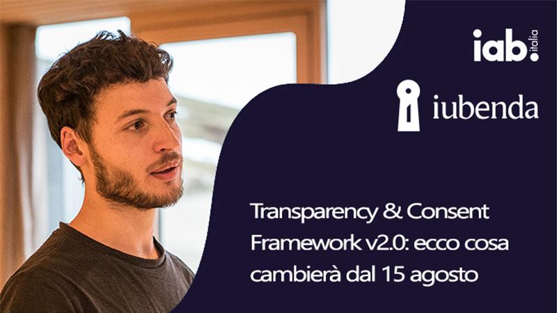 transparency consent framework